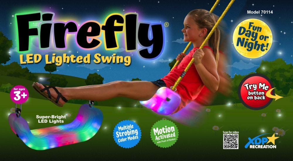 FIREFLY LED SWING